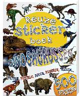 Reuze Stickerboek Dinosaurussen