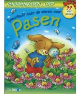 Pakket Panorama Pasen met loep en kleurboek
