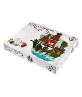 High5 3D Foam Mozaïek kit Schip groot