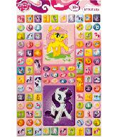 Stickervel My Little Pony A3