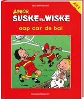 Suske en Wiske Avi-2 aap aan de bal