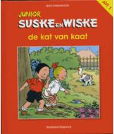 SUSKE EN WISKE AVI-1 DE KAT VAN KAAT