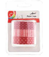 CU13 Paper Tape rood
