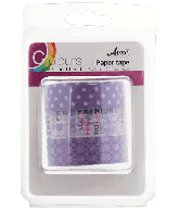 CU13 Paper Tape paars