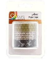 CU13 Paper Tape bruin