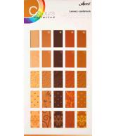 CU13 Papierblok 15x30 special bruin