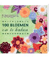 100 Kantbloemen om te haken