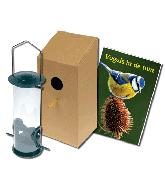 Vogels in de tuin (3 in 1 Cadeaupakket)
