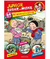 Junior Suske en Wiske winterplezier