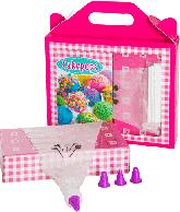 Boekbox Cakepops (suitcase)