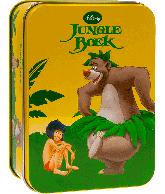 Disney Jungleboek 50 Spelideeen in Blik