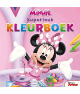 Disney Minnie Superleuk Kleurboek