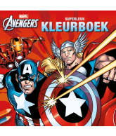 The Avengers Superleuk Kleurboek
