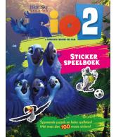 Stickerspeelboek Rio 2