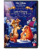 Lady en de vagebond (DVD)