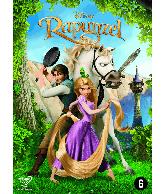 DVD Rapunzel
