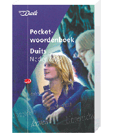 Van Dale pocket Duits-Nederlands (DU/NL) 4e editie