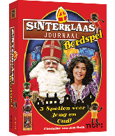 Sinterklaas journaal bordspel