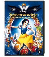 Sneeuwwitje en de zeven dwergen (DVD)
