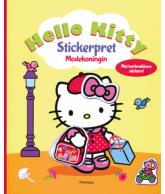 HELLO KITTY STICKERPRET MODEKONINGIN
