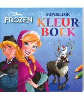 Frozen Superleuk Kleurboek