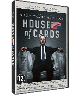 DVD box House of Cards, seizoen 1