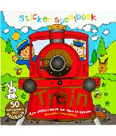 STICKER SPEELBOEK - TREIN