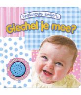 LACHENDE BABY'S GIECHEL JE MEE