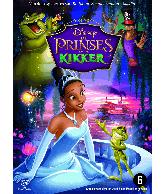DVD De Prinses En De Kikker