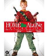 DVD box Home Alone 1-4 (complete collectie)