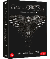 DVD box Game of Thrones, seizoen 4