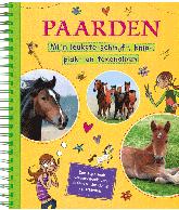 Paarden Mijn leukste schrijf-, knip-, plak- en tekenalbum