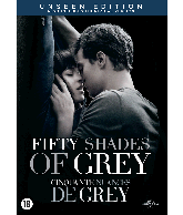 DVD Fifty shades of Grey