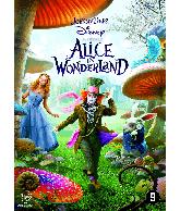 DVD Alice in Wonderland