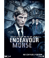 DVD Endeavour Morse - Seizoen 2