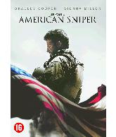DVD American Sniper
