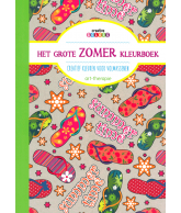 Het grote zomer kleurboek