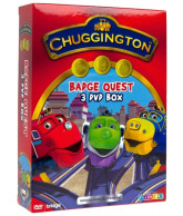 Chuggington - Badge quest box