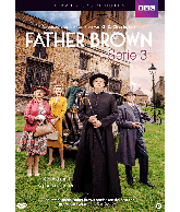 DVD Father Brown - Seizoen 3