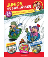Suske & Wiske - Wintervakantieboek