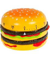 Plastic Timer (Hamburger 8x6 cm) Kooktimer