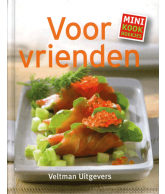 Minikookboek voor vrienden
