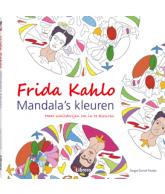 Mandala's Kleuren Frida Kahlo