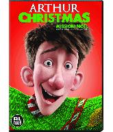 DVD Arthur Christmas