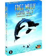 DVD Free Willy 1-4 Collection