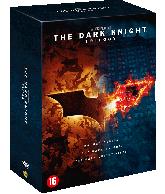 DVD box Dark Knight Trilogy