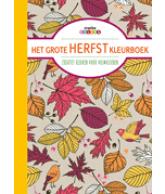 Groot Herfst kleurboek Creative Colors