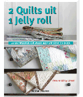 2 QUILTS UIT 1 JELLY ROLL