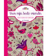 Kleurboek voor mijn allerbeste vriendin