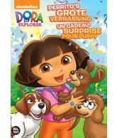 DVD Dora: Perrito's Grote Verrassing